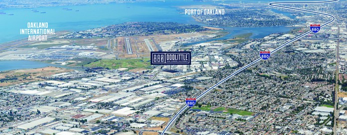 HFF, San Leandro, Parking Acquisition Ventures, Oz Real Estate, Prologis, Oakland International Airport, San Francisco, East Bay,