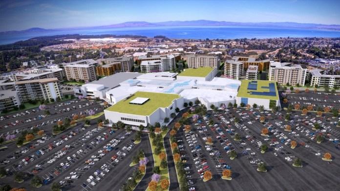 LBG Real Estate Companies, Shops at Hilltop, Richmond's Hilltop Mall, Aviva Investors, Bay Area, San Francisco, Richmond, 99 Ranch Market, Macy's, Walmart, Sears, 24-Hour Fitness,
