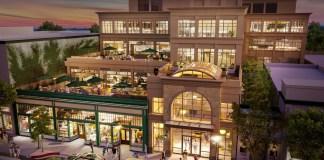 Newmark Knight Frank, Acclaim Companies, Redwood City, Menlo Park, W.L. Butler, DES Architects, Caltrain, San Francisco, Peninsula,
