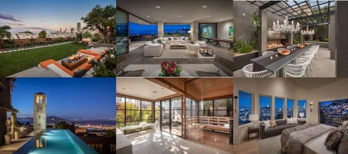 Troon Pacific, San Francisco, Russian Hill, East Bay Bridge, Alcatraz, Angel Island, Coit Tower, Residence 95, Chestnut Street