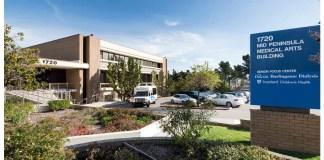 Newmark Knight Frank, Mills-Peninsula Medical Center, Burlingame, Lincoln Property Company, BART, Caltrain, San Francisco