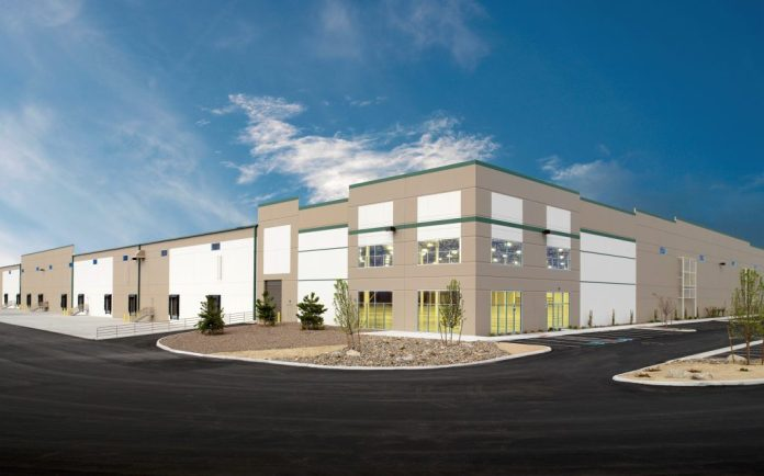 Dermody Properties, Reno, Smart Warehousing, PCCP, Nevada, North Valleys, Lee & Associates, UPS, FedEx, OnTrac, LogistiCenter