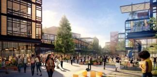 Willow Village, Menlo Park, Facebook, Bay Area, Peninsula Innovation Partners, Signature Development Group, Palo Alto, Mid-Peninsula High School