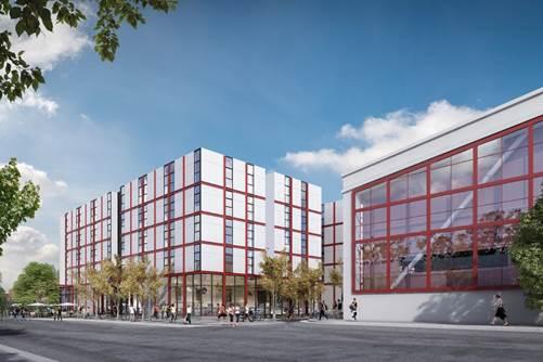 California College of the Arts, San Francisco, Stanley Saitowitz   Natoma Architects, Dogpatch, Potrero Hill, DoReMi Arts District, Mission, Bay Area