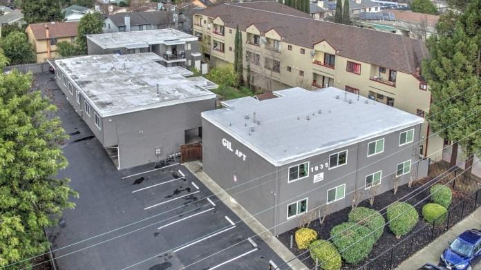 Concord, Pinza Group, East Bay, Gil Apartments, CoStar, Walnut Creek
