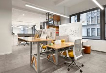 San Francisco, Fast Company Magazine, Studio O+A, Most Innovative Companies, Canopy, Kimball