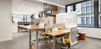 San Francisco, Fast Company Magazine, Studio O+A, Most Innovative Companies, Canopy, Kimball