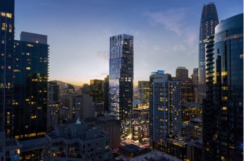 Related California, Related Companies, San Francisco, Office of Metropolitan Architecture, Clodagh Design, Transbay, Salesforce, Google, WeWork, Amazon, Facebook