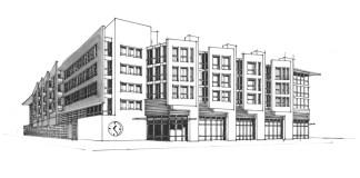 Sares Regis Group, Northern California, Bay Area, BART, Caltrain, San Mateo, BDE Architecture, Starbucks, Trader Joe's, T.J. Maxx, Peninsula, San Francisco, Foster City