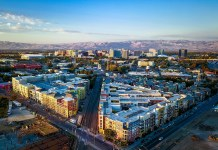 CBRE Global Investors, Trammell Crow Company, San Jose, Development Partners 5, Dallas, Denver, Phoenix, Portland, Washington D.C.