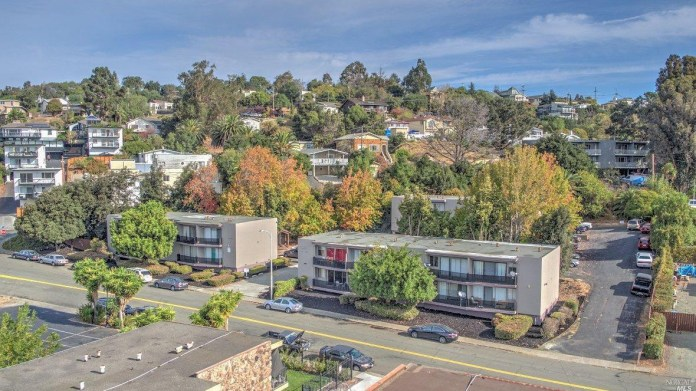 Pinza Group, Vallejo, Bayview Apartments, East Bay, CoStar, Walnut Creek