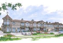 Trammell Crow Residential, Danville, Contra Costa, Walnut Creek, BART, San Ramon Creek, Barings Real Estate Advisers, Wells Fargo. LCA Architects, Gates + Associates