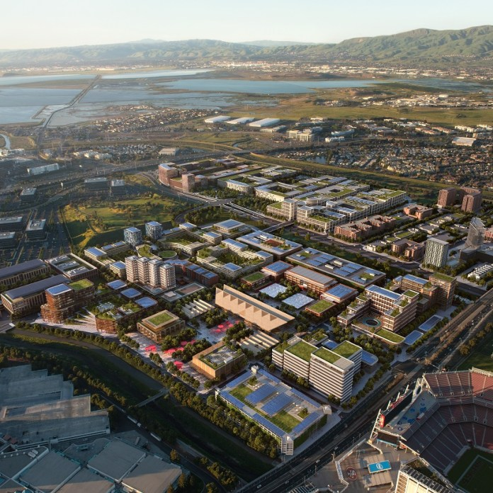 Related Companies, Santa Clara, Silicon Valley, Foster + Partners, Caltrain, BART, Related Urban, Bay Area, Northern California, Newmark Knight Frank, Gensler, Executive Architect, WSP USA