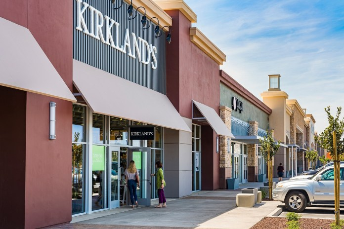 Starboard Commercial Real Estate, San Francisco, Livermore, San Francisco Premium Outlets, ULTA Beauty, Kirkland's Home Decor, Crate and Barrel Outlet, ROSS, Pleasanton, Dublin