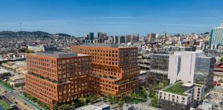 Tishman Speyer, San Francisco, Northern California, Seattle, New York City, 598 Brannan Street, planning commission, approval