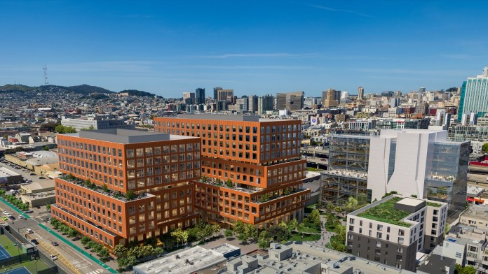 Tishman Speyer, San Francisco, Northern California, Seattle, New York City, 598 Brannan Street, planning commission, approval