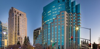 Sacramento, JLL, Michel Seifer, Rob Heilscher, Erik Hanson, Cheri Pierce, Michael Manas, The Evergreen Company, UAIC Development Corporation, Emerald Tower, 300 Capital Mall, Hines, Sterling Equities