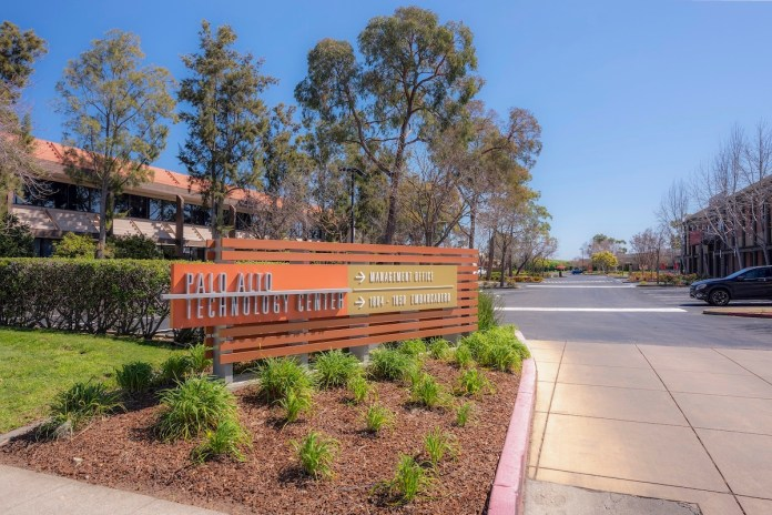 Palo Alto Technology Center Silicon Valley Longfellow Real Estate Partners KBS Stanford Research Park commercial real estate invest