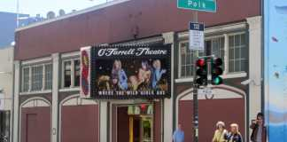 Starboard Commercial Real Estate, San Francisco, Mitchell Brother's O'Farrell Theatre