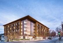 AC Marriott Hotel, San Rafael, San Francisco, CSI Construction, ACORE Capital, Marin, Monahan Parker
