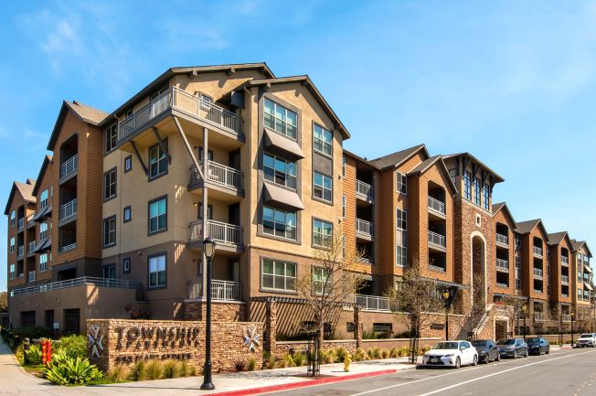 Township Apartments Redwood City Nuveen Real Estate Institutional Property Advisors Marcus & Millichap Peninsula Bay Area