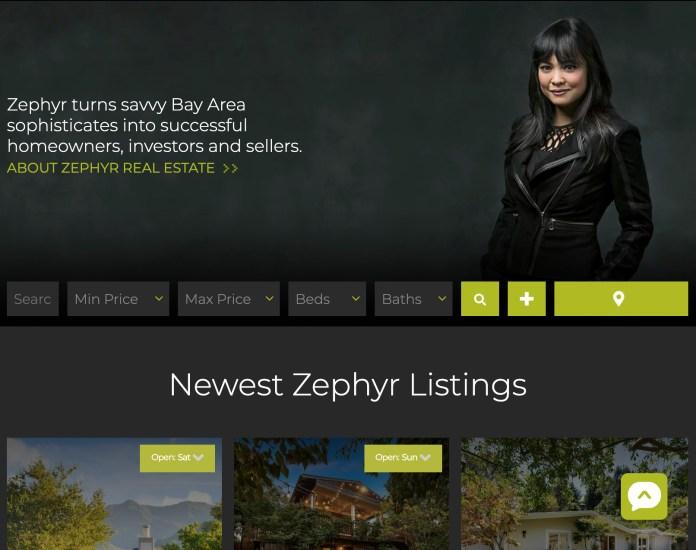 Zephyr Real Estate, San Francisco, Tribus