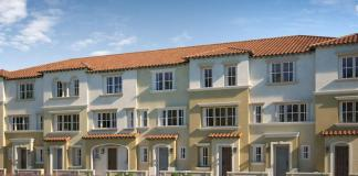 Landsea Homes, Santa Clara, Northern California, Santana Row, Silicon Valley Catalina
