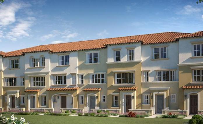 Landsea Homes, Santa Clara, Northern California, Santana Row, Silicon Valley Catalina
