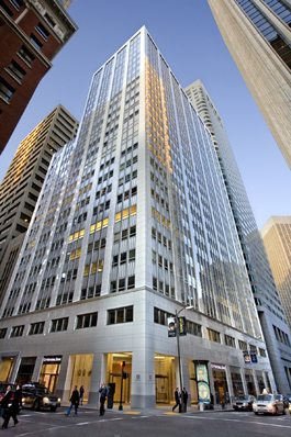 Vanbarton, MetLife, San Francisco, Equity Office 100 Montgomery