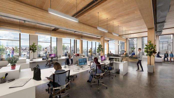Brookfield Properties, Pier 70, San Francisco, Hacker Architects, JLL
