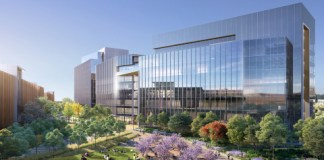 Amgen, BioMed Realty, Gateway of Pacific, South San Francisco, Abbvie, Traverse