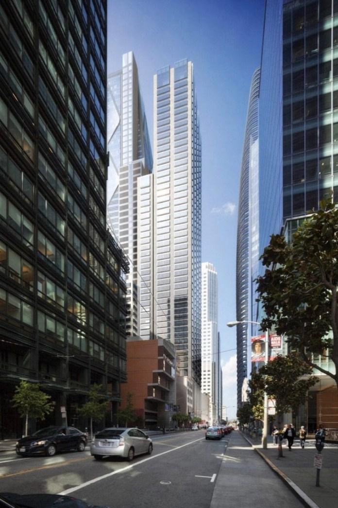 Oceanwide Center, Oceanwide Holdings, SPF Capital International Limited, Boston Properties, TMG, Salesforce Tower, San Francisco