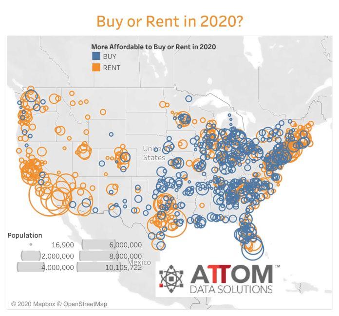 ATTOM Data Solutions, San Francisco, Seattle
