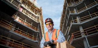 Webcor, Webcor Craft, San Francisco, Paramount Builders Supply