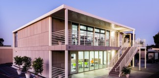 iMod Structures, DIRTT Environmental Solutions, Vallejo