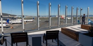 San Francisco, SFO, Turner Construction, Woods Bagot, AE3, LEED SkyTerrace