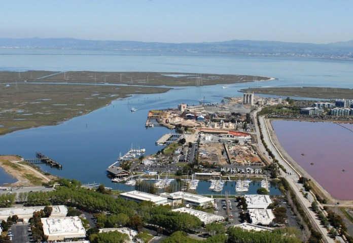 Redwood City, Port of Redwood City, Water Emergency Transportation Authority, Bay Area
