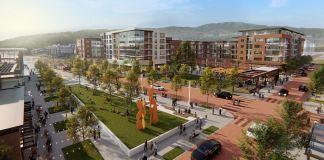 Dublin Tri-Valley East Bay Area Hecienda Crossings Urban Field Studio ELS Architecture and Urban Design