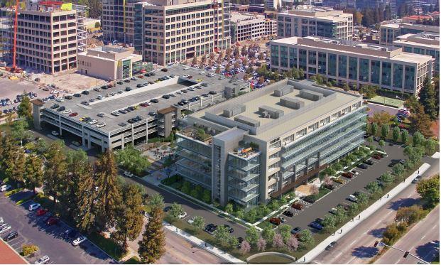Santa Clara, Terrence J. Rose Inc. Real Estate, Palo Alto Networks, Garrett Business Center