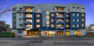 Highland Realty Capital, San Jose, Scotia Apartments