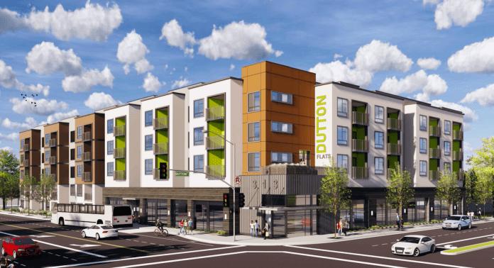 Berkadia, Dutton Flats, Santa Rosa, Sonoma, Housing Authority of the City of Santa Rosa