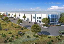 Walnut Creek, Nearon Enterprises, Central Valley, Tracy, Eastgate Business Park, Scannell Properties, CBRE, San Francisco, Bay Area, Lafayette