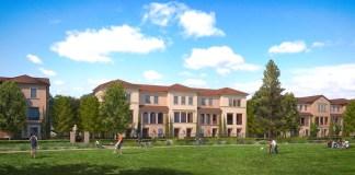 Irvine Company, Taylor Morrison Homes, Sunnyvale, 1AMD Place