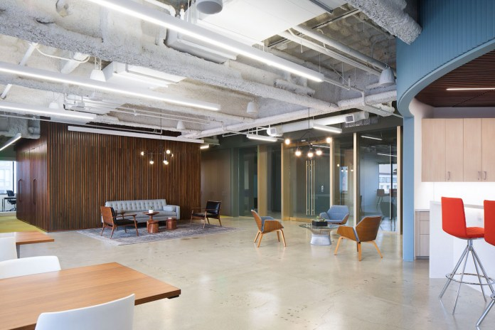 Battery Ventures, John Lum Architecture, San Francisco