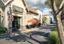 SRS Real Estate Partners, Shops at El Camino Real, Belmont, San Francisco, Bay Area, San Mateo, Gilmartin Group