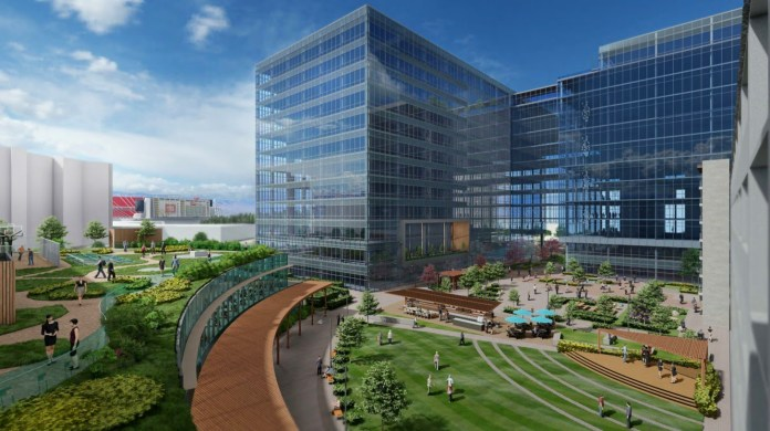 Menlo Equities, The Block, Santa Clara, RMW, Devcon Construction
