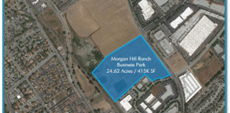 Trammell Crow, CBRE Global Investors, Morgan Hill, Danville, Braddock & Logan