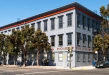 American Realty Advisors, Pioneer Building, San Francisco, CBRE, OpenAI, BART