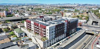 Emeryville, Estrella Vista Apartments, KTGY, Oakland, Oakland MacArthur BART, County of Alameda, Oakland Housing Authority, J.H. Fitzmaurice General Contractors