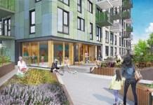 First Community Housing, Lendlease, SERA, San Jose, Diridon Station, McEvoy Apartments